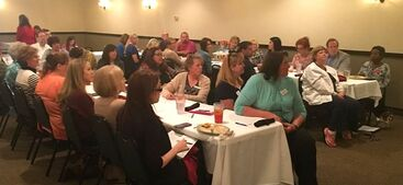 Oklahoma Professionals for Home Care meeting